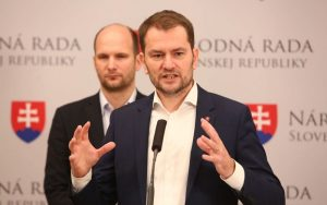 Matovič reaguje na menovanie Druckera, chce referendum o voľbách