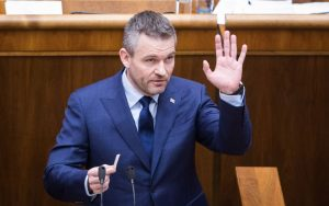 Pellegrini žiada o vyslovenie dôvery: Veľký prejav pred parlamentom
