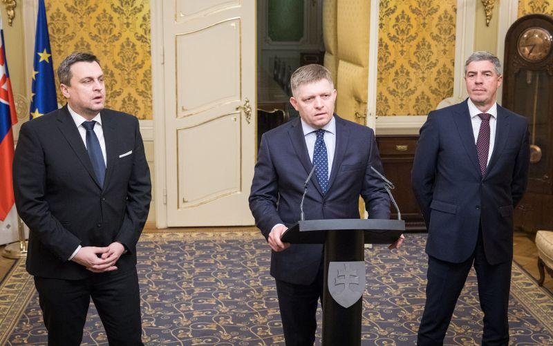 VIDEO Koalícia prekvapila: Fico chce skončiť ak premiér, toto navrhuje
