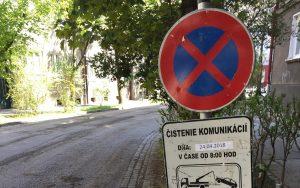 Ružinov pokračuje s projektom čistenia komunikácií, pribudli nové lokality