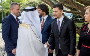 Zatajený Kaliňák: Stretnutie so šejkom, exminister vnútra opäť po boku premiéra