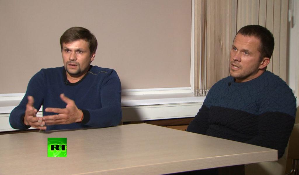 Britská polícia pododzrieva z otravy Skripaľa ďalších dvoch Rusov | Glob.sk