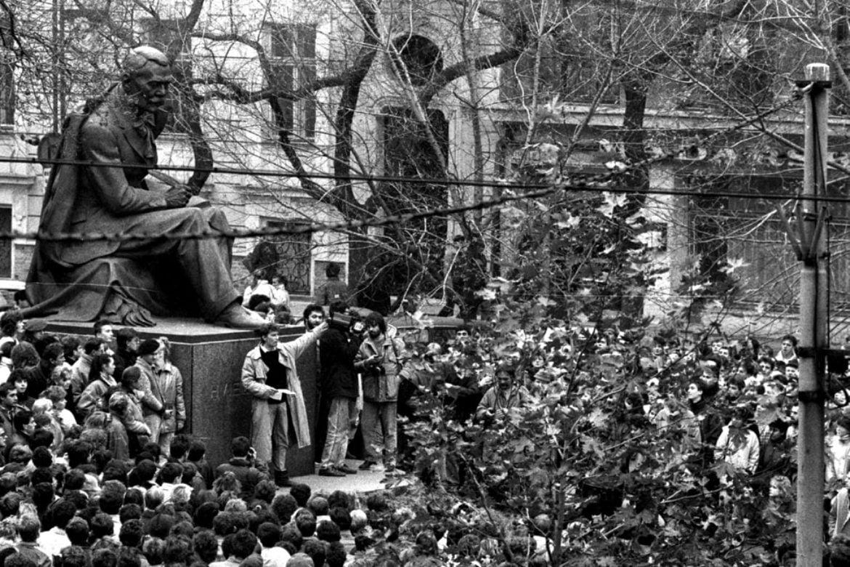 17.november. Deň, kedy nacisti zlomili študentov, Slováci s Čechmi  komunistov   Glob.sk