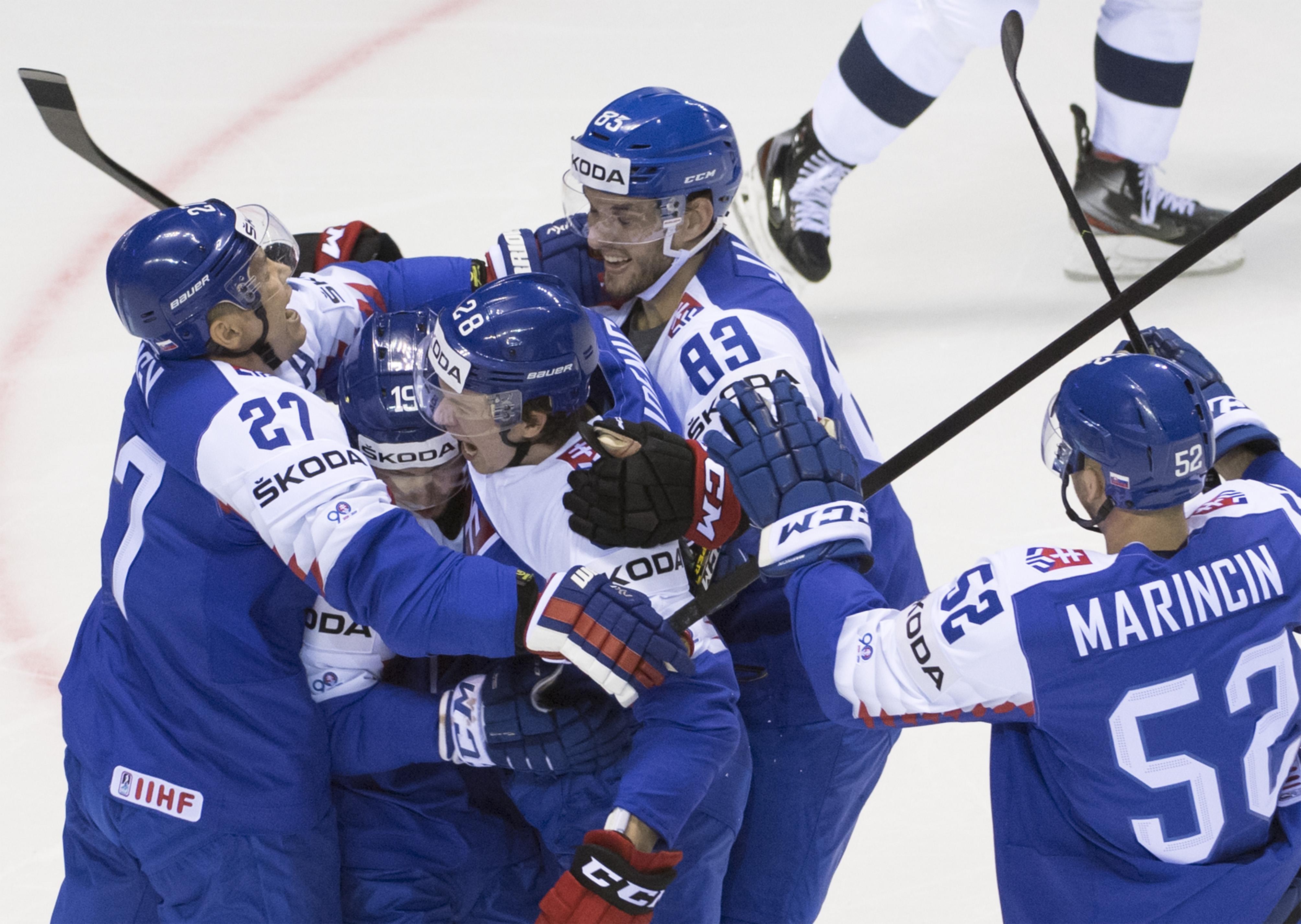 bb71beca327a2 ... Pre slovenský tím išlo o rozlúčkový zápas. Zdroj: TASR / Martin Baumann  ...