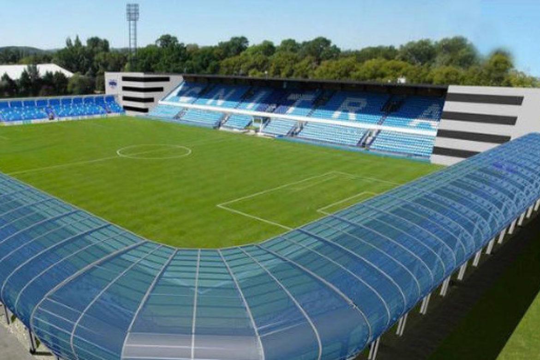 70aed1bc0c Trnavskí futbaloví fanúšikovia značne poškodili vynovený nitriansky štadión