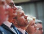 Predseda vlády SR Peter Pellegrini ZDROJ: SITA/Branislav Bibel