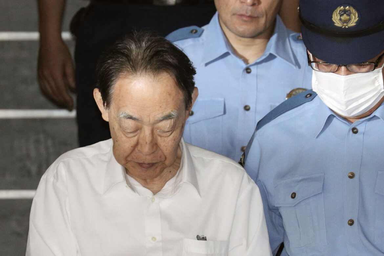 Hideaki Kumazawa. Zdroj foto: SITA/Kenzaburo Fukuhara/Kyodo News via AP