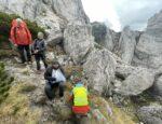 Po páde na Sivom vrchu pomáhali záchranári 47-ročnému turistovi.
